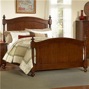 Homelegance 1422 Queen Headboard & Footboard Bed