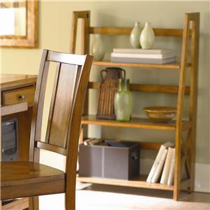 Homelegance 481 Folding Bookcase