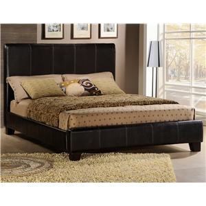 Homelegance 8155 Queen Platform Bed