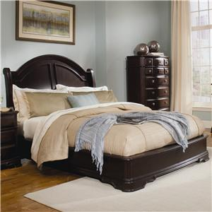 Homelegance 858 Queen Platform Bed