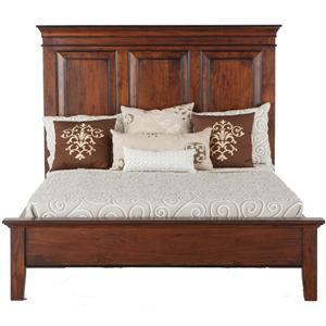 BeGlobal Timber Ridge Queen Panel Bed