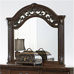 Homelegance Emery Dresser Mirror