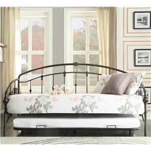 Homelegance 4962 Daybed with Trundle