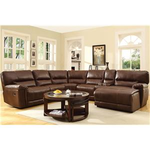 Vendor 2258 9606 Complete Sectional