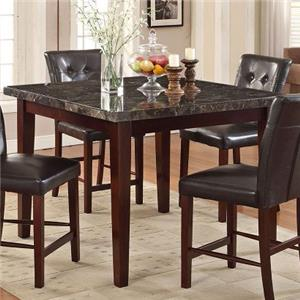 Homelegance Decatur Counter Height Table