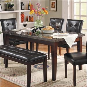 Homelegance Decatur Dining Table