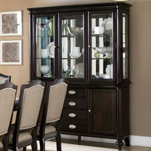 Homelegance Marston Buffet and Hutch