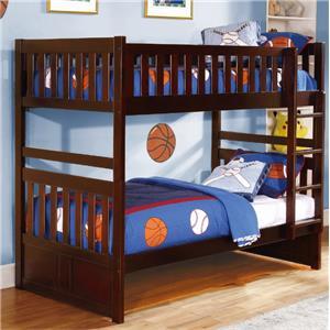 Vendor 2258 Rowe Twin Bunk Bed