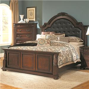 Homelegance Silas  Queen Bed