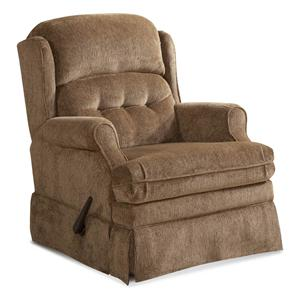 HomeStretch 106  Swivel Glider Recliner