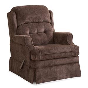HomeStretch 106 HS Swivel Glider Recliner