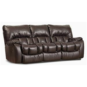 HomeStretch 118 HS Double Reclining Sofa