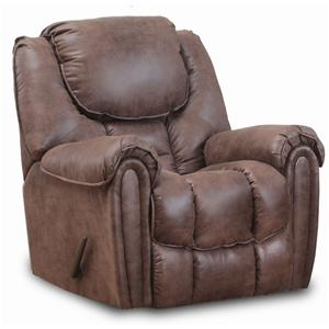 HomeStretch 122  Rocker Recliner