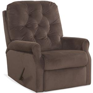 HomeStretch 127 Collection Casual Recliner