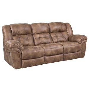 HomeStretch 129 Reclining Sofa