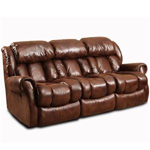 HomeStretch Cody Casual Reclining Sofa