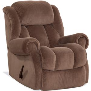 HomeStretch Cody Casual Wall-Saver Power Recliner