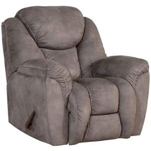 HomeStretch Contour Casual Swivel Gilder Recliner
