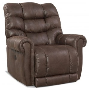 Big & Tall Extreme Seating Wall-Saver Power Recliner