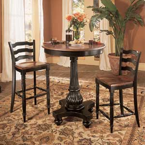 Hooker Furniture Indigo Creek Pub Table