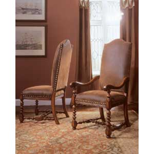 Hamilton Home Waverly Place Upholstered Arm Chair