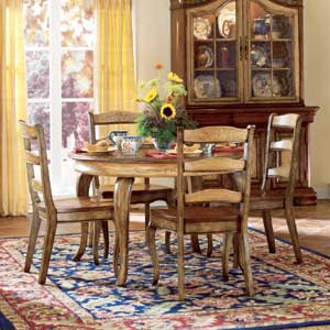 Hooker Furniture Vineyard 5 Piece Dining Set