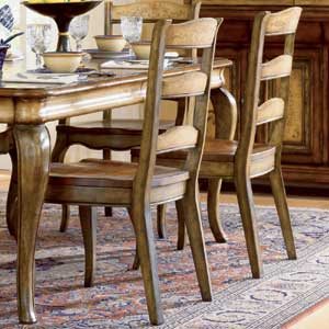 Hooker Furniture Vineyard Ladderback Side Chair