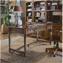 Hooker Furniture Brookhaven Leg Desk - Item Number: 281-10-458