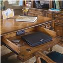 Hooker Furniture Brookhaven Table Desk with Legs