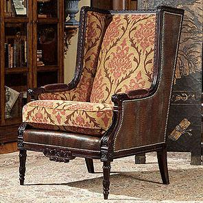 Century Century Chair Alfred Wing Chair