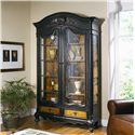 Hooker Furniture North Hampton Display Cabinet - Item Number: 779-50-102