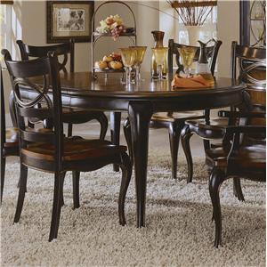 Hooker Furniture Preston Ridge Dining Table