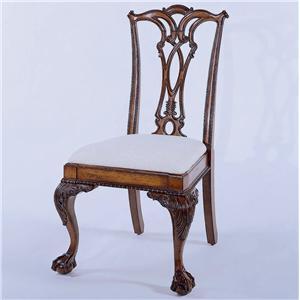 Hooker Furniture 434 Ball/Claw Desk Chair