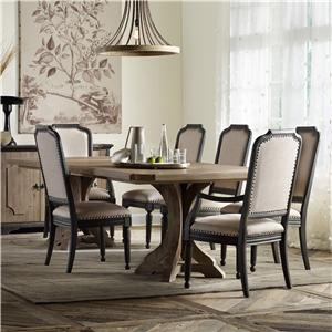 Hooker Furniture Corsica 5Pc Dining Room