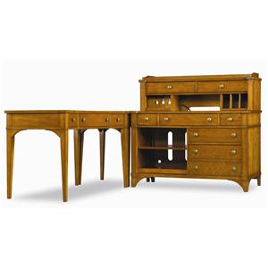 1457 Main Abbott Place L-Shape Desk