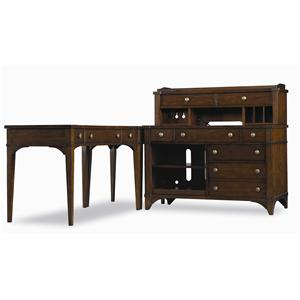 Hooker Furniture Abbott Place L-Shape Desk