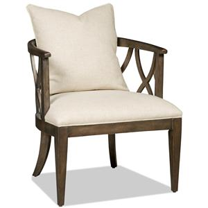 Hooker Furniture Accent Chairs Accent Chair