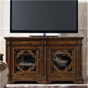 Hooker Furniture Living Room Accents Entertainment Console
