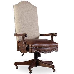 Hooker Furniture Adagio Tilit Swivel Chair