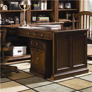 Hooker Furniture Brookhaven Peninsula Desk