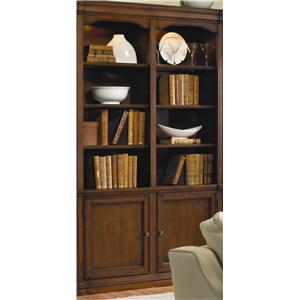 Hooker Furniture Cherry Creek  Wall Bookcase