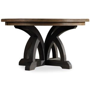 Hooker Furniture Corsica Round Dining Table