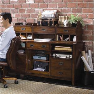 Hooker Furniture Danforth Open Credenza