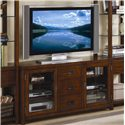 Hooker Furniture Danforth Entertainment Console - Item Number: 388-70-641