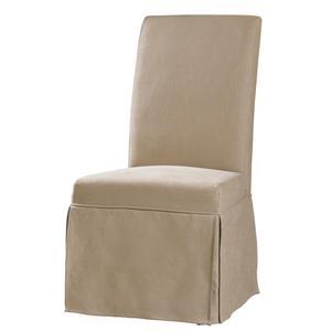 Hamilton Home Decorator Chairs Clarice Skirted Chair