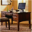 Hooker Furniture Seven Seas Writing Desk - Item Number: 436-10-158