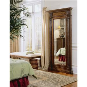Hooker Furniture Seven Seas Floor Mirror
