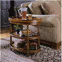 Hooker Furniture Seven Seas End Table - Item Number: 500-50-590