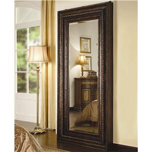 Hooker Furniture Seven Seas Floor Mirror with Jewelry Storage