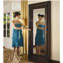 Hooker Furniture Seven Seas Floor Mirror with Hidden Jewelry Storage